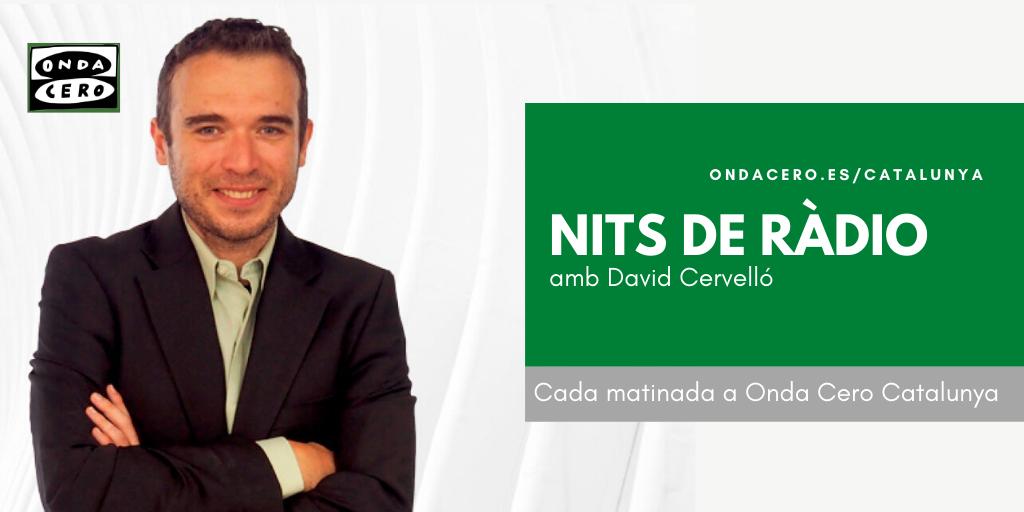 Nits de Ràdio amb David Cervelló