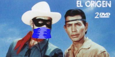 El llanero sanitario el super héroe que nos salva del coronavirus